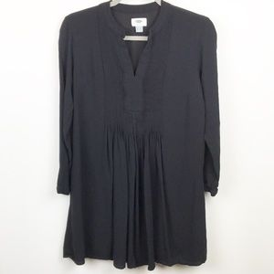 Old Navy Black Tunic Dress size small